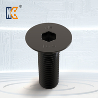 Countersunk flat head cap screw